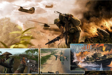 tai game Battlefield Vietnam full