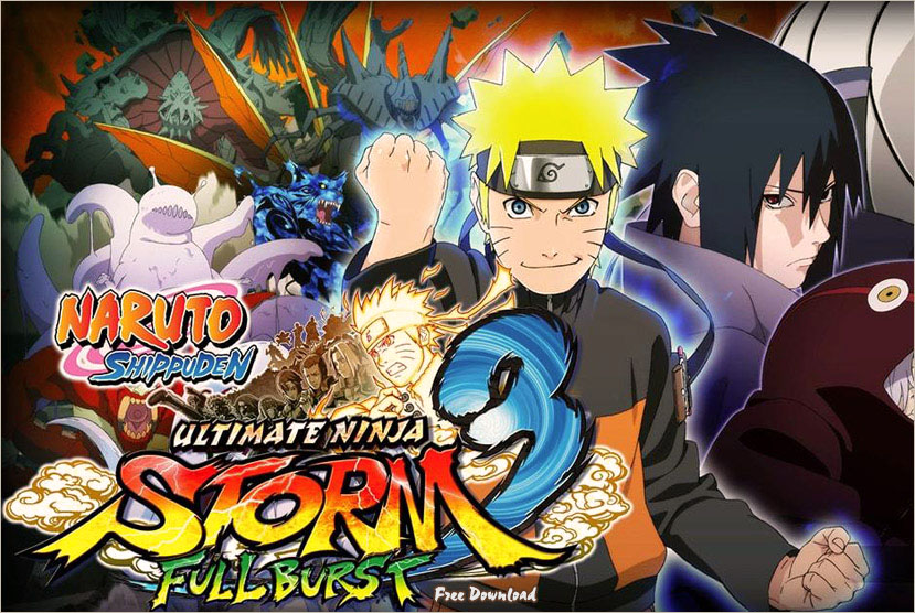 Tai game Naruto Shippuden Ultimate Ninja