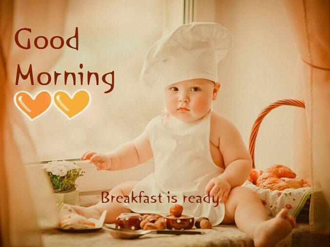 Những câu chúc buổi sáng siêu cute