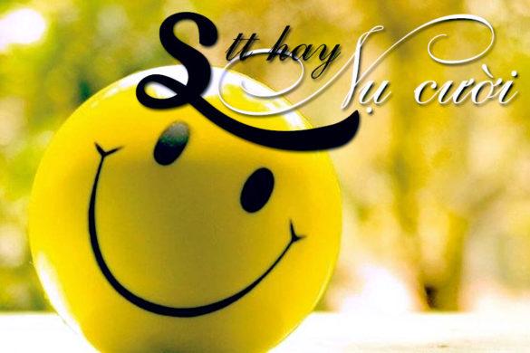 stt hay về nụ cười