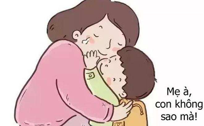vẽ tranh đề tài mẹ của em đẹp nhất