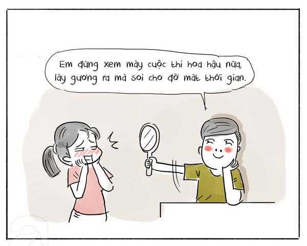 hình ảnh hài hước về tình yêu vợ chồng bựa nhất