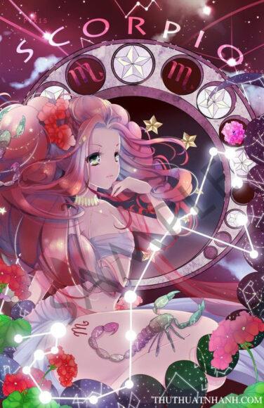 12 cung hoàng đạo anime Bọ cạp
