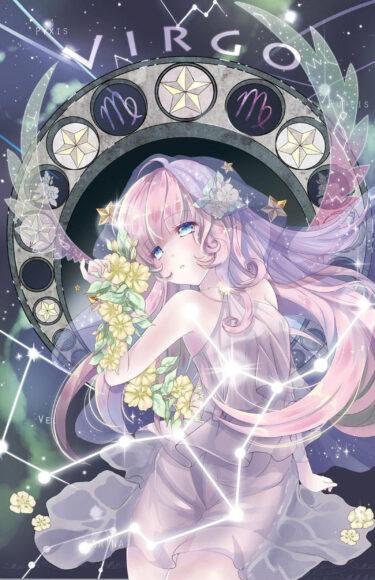 12 cung hoàng đạo anime xử nữ