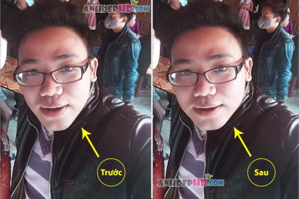cách chỉnh sửa kích thước khuôn mặt đẹp hơn bằng Photoshop