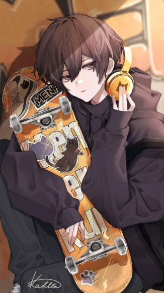 Hình ảnh anime cá tính cực chất