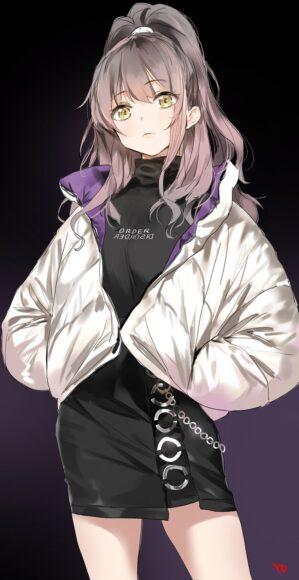 Hình ảnh anime cá tính đẹp