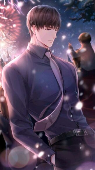 ảnh anime nam cá tính trầm ổn bản lĩnh