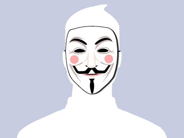 ảnh avatar hài trắng mặt hề