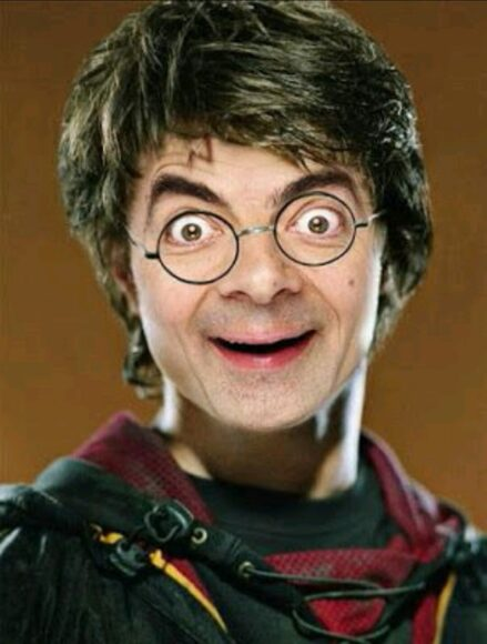 ảnh avatar hài về Mr Bean