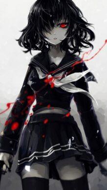ảnh đại diện avt anime ác quỷ