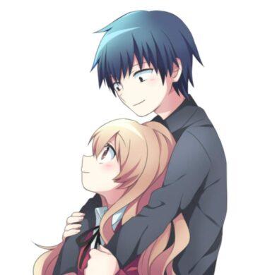 ảnh đại diện avt anime cặp đôi nam nữ