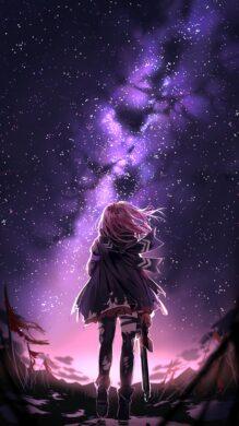 ảnh đại diện avt anime cho Facebook