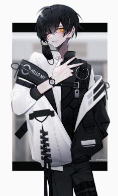 ảnh đại diện avt anime nam ngầu chất lừ