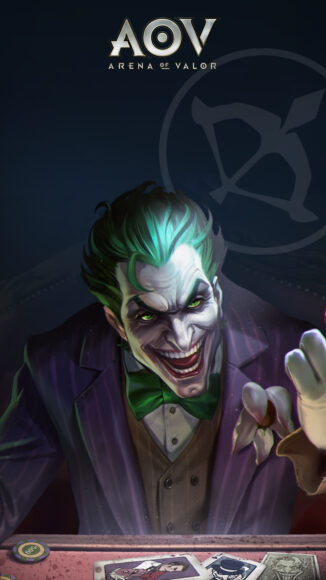 ảnh liên quân joker