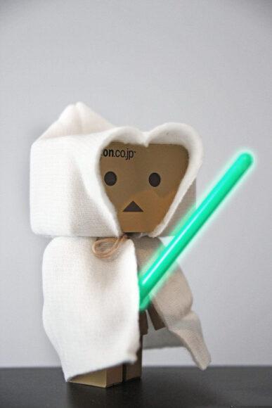 ảnh người gỗ danbo siêu cute