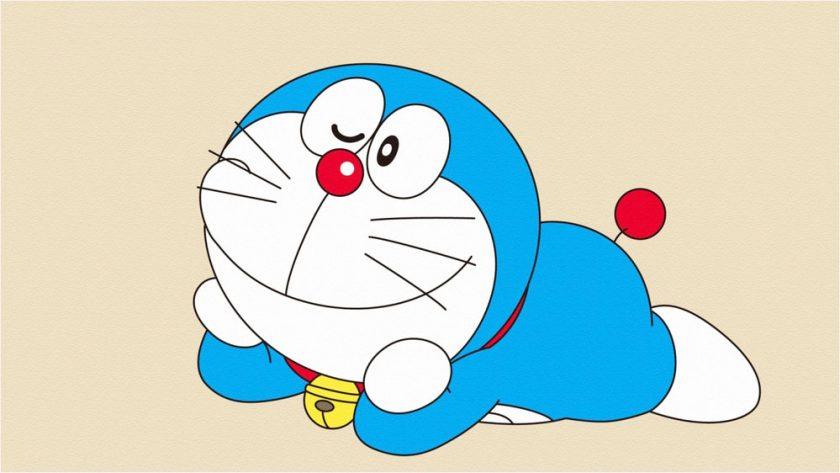 avatar doremon đang nằm