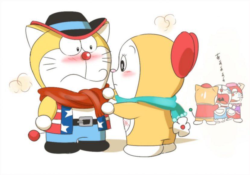 avatar doremon và doremi