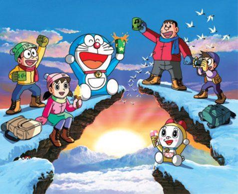 avatar doremon và những người bạn