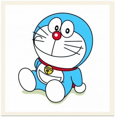 avatar doremon vui vẻ
