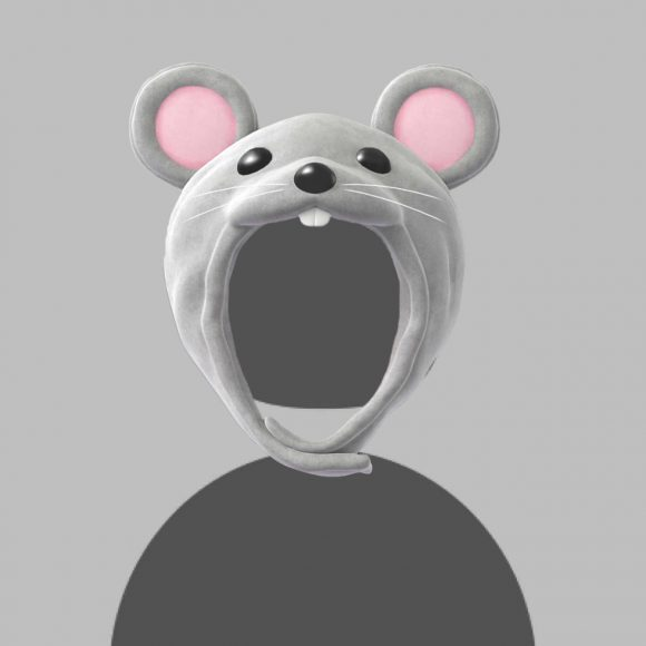 avatar facebook độc dáng con chuột