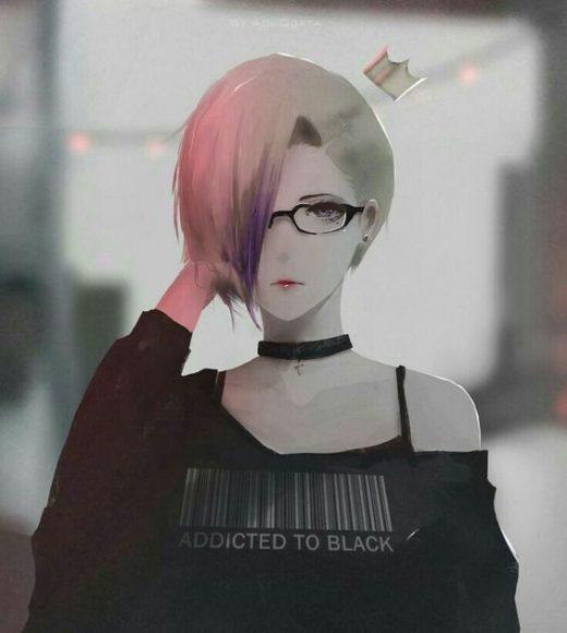 avatar fb độc cho nữ