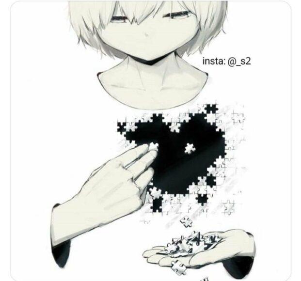 avatar thất tình vụn vỡ trái tim