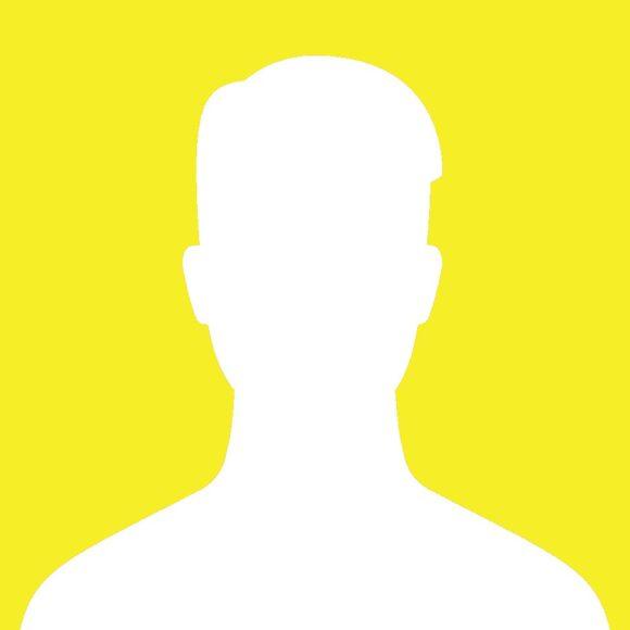 avatar trắng cho con trai yêu màu vàng