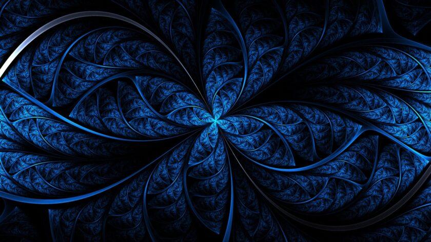 background xanh dương đậm