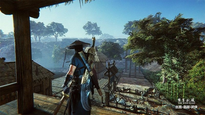 game kiếm hiệp the-wind-road
