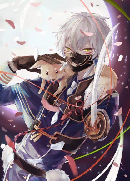 Hình ảnh anime boy lạnh lùng cool ngầu