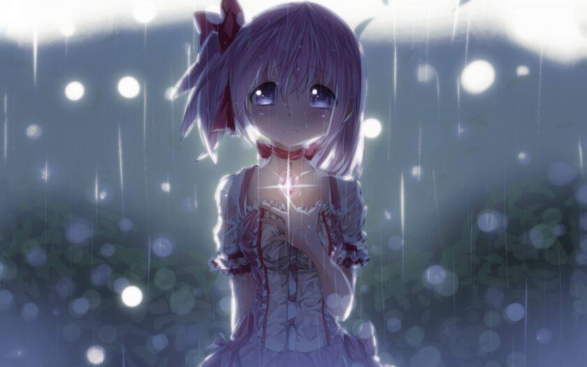 Hình ảnh anime cô đơn nhất