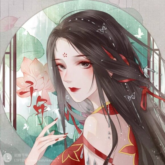 Hình ảnh anime cổ trang đẹp tuyệt trần