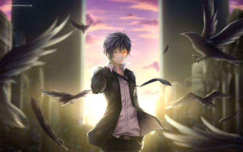 hình ảnh anime đẹp trai