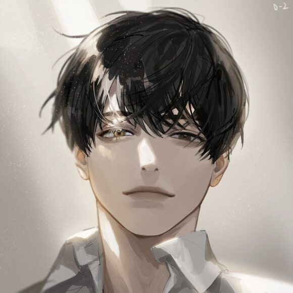 Hình ảnh anime đẹp trai ngất ngây