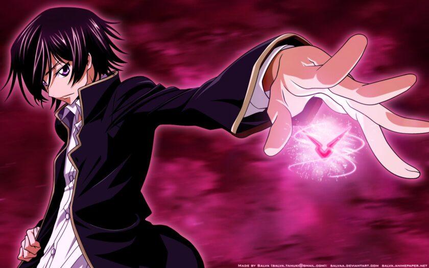 Hình ảnh anime đẹp trai với phép thuật