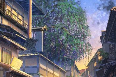 hình ảnh anime phong cảnh đẹp