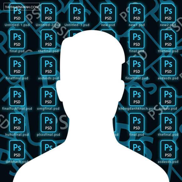 hình ảnh avatar trắng cho bạn nam yêu photoshop