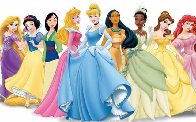 hình ảnh công chúa disney