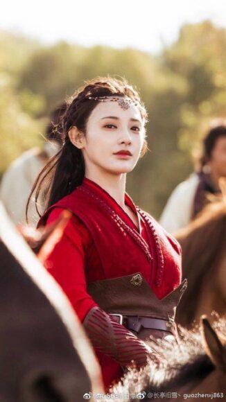 hình ảnh công chúa - Tiểu Phong hồn nhiên, thẳng thắn trong 'Đông Cung'
