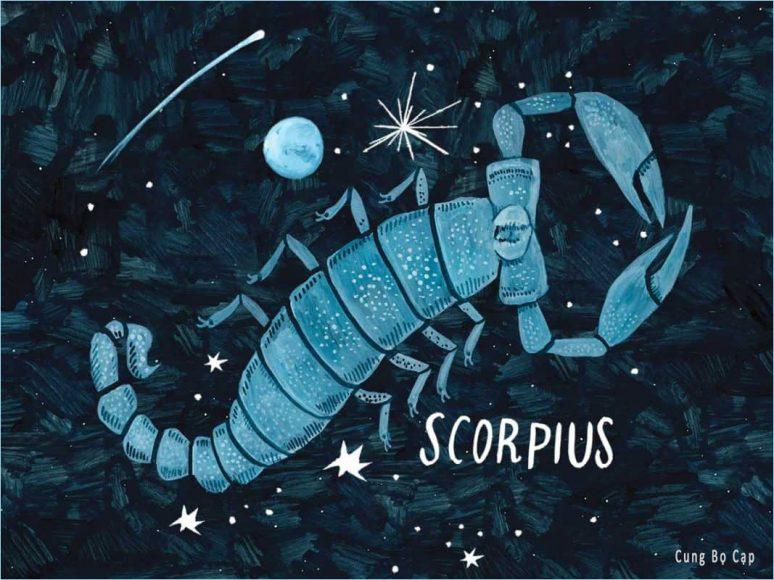 hình ảnh cung bọ cạp scorpius