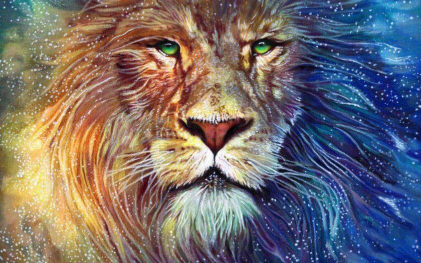 hỉnh ảnh cung sư tử - chân dung quyền lực của sư tử