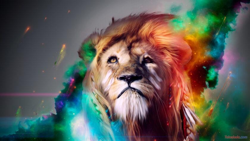hình ảnh cung sư tử - hình ảnh đồ họa cung sư tử nổi bật