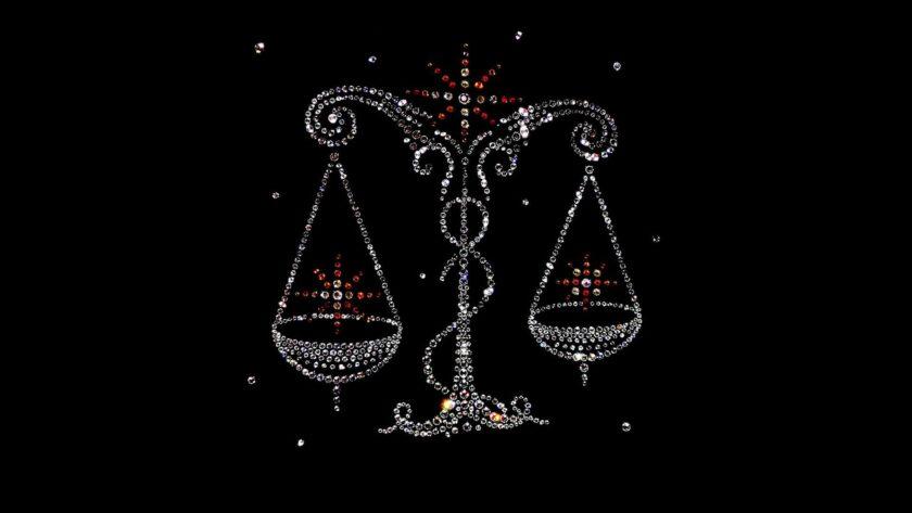 hình ảnh cung Thiên Bình - cán cân lấp lánh như hàng ngàn vì sao
