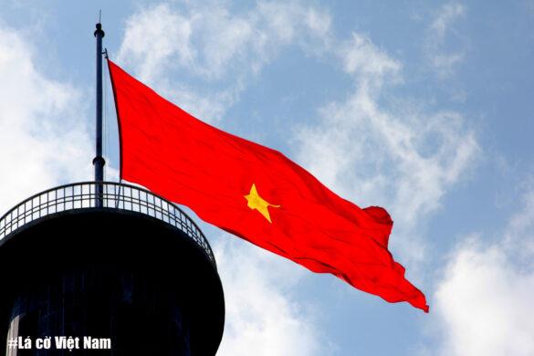 hình ảnh đẹp lá cờ Việt Nam