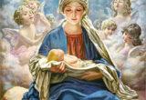 hình ảnh đức mẹ bế chúa giê su tuyệt đẹp