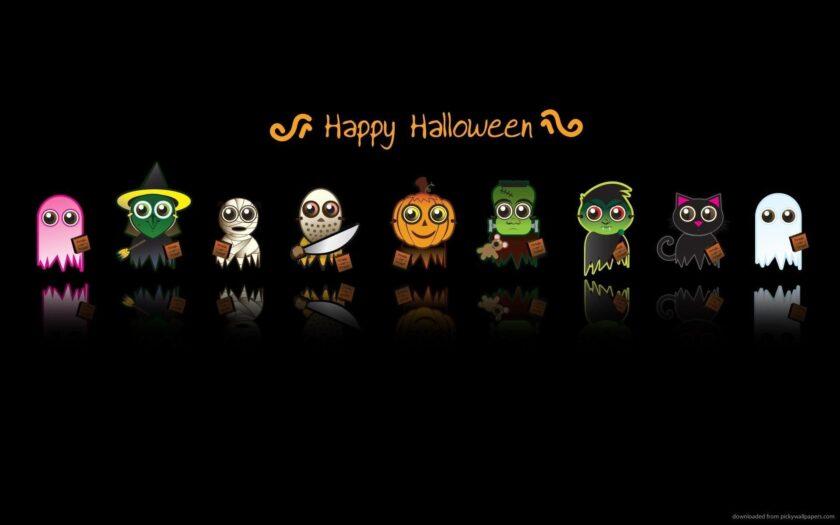 hình ảnh halloween dễ thương nhất