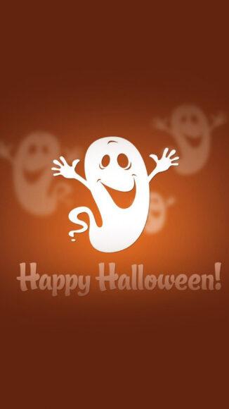 hình ảnh halloween dễ thương về con ma