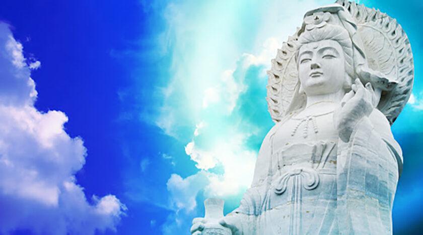 Hình ảnh Phật Quan Âm cứu khổ cứu nạn