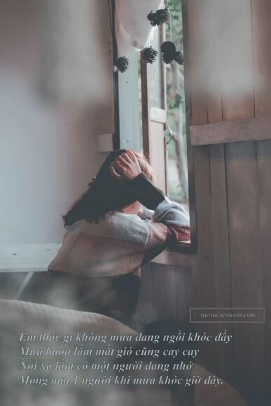Hình ảnh thơ hay về nỗi cô đơn